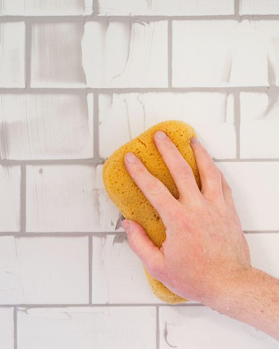 how to grout seal and caulk kitchen backsplash