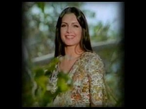Parveen Babi - Wikipedia, the free encyclopedia Another Aries with a perfect little nose.