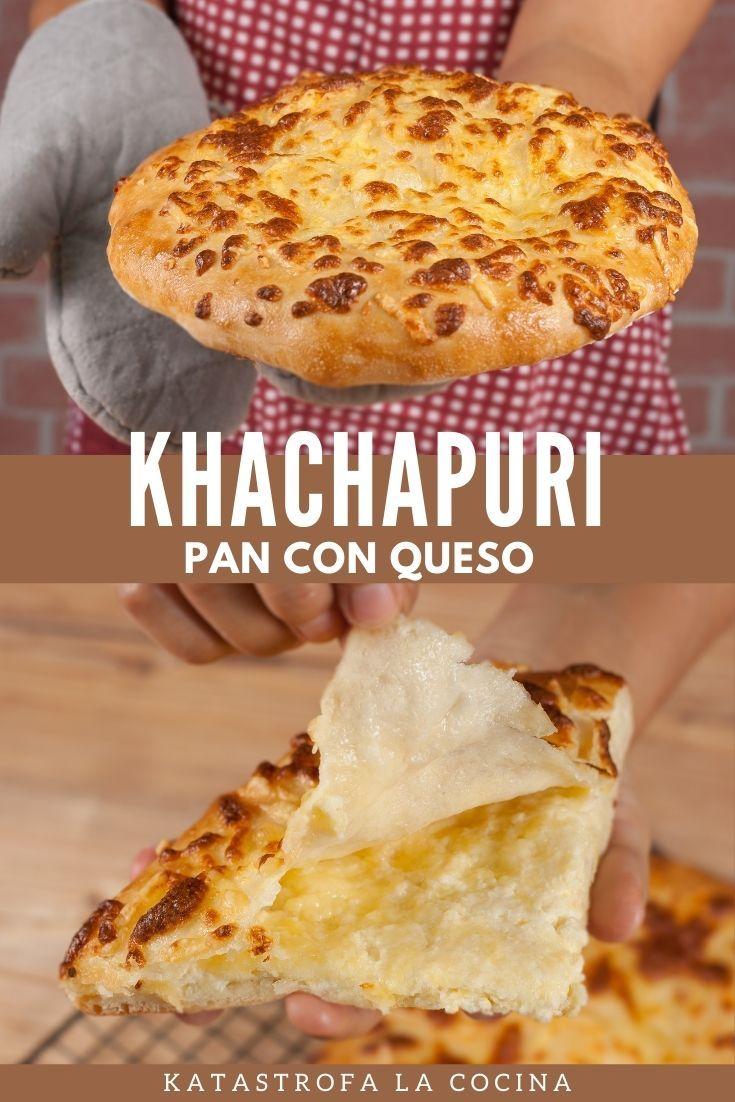 """Khachapuri o Jachapuri (""""pan de queso"""") es un pan relleno de queso procedente de la cocina de Georgia. El pan se elabora normalmente con levadura. El relleno contiene por regla general queso (fresco o curado). Este tipo que hice es Khachapuri Megruli. #KatastrofaLaCocina #PanRelleno #PanDeQueso #queso #Khachapuri #ExtraQueso #MuchoQueso #PanCasero #casero #receta #recetas #pan #conmigo #Comida #Cocina Pan Relleno, Queso Fresco, Quiche, Camembert Cheese, Nom Nom, Georgia, Dairy, Kitchen, Recipes"""