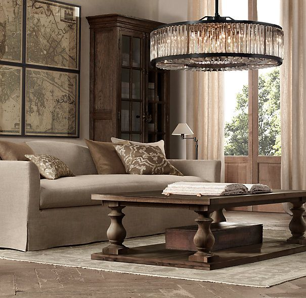 Welles Clear Crystal Round Chandelier 43 Quot In 2019