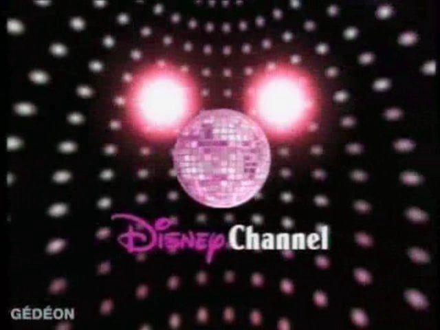 Disney Channel International 1999 - 2003 Gedeon in France