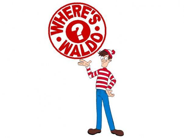 Where's Waldo Youth Activitymy youth group did this!! it was funn!!:D