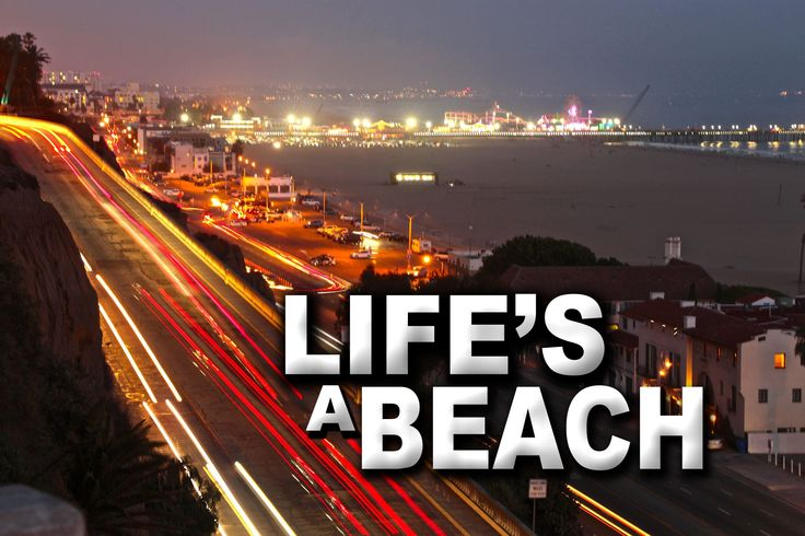 A quick look at Santa Monica Beach, from world-famous pier to amazing sunset. | http://newsocracy.tv