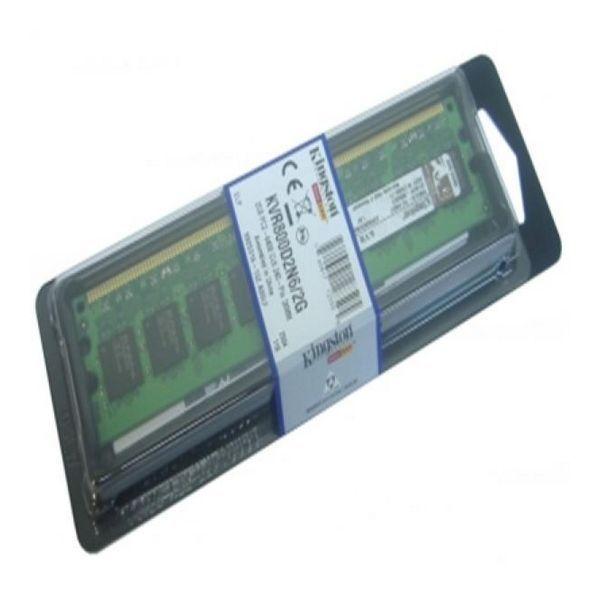 Memoria RAM Kingston IMEMD20016 KVR800D2N6/2G 2 GB DDR2 800 MHz Kingston 32,02 € Se sei un appassionato d'informatica ed elettronica, ti piace stare al passo con la più recente tecnologia senza lasciarti sfuggire nessun dettaglio, acquista Memoria RAM Kingston IMEMD20016 KVR800D2N6/2G 2 GB DDR2 800 MHzal miglior prezzo.ValueRamRAM installata: 2 GBTipo di RAM: DDR2Velocità memoria: 800 MHzFattore di forma memoria: 240-pin DIMMLayout di memoria (moduli x dimensione): 1 x 2 GBLatenza CAS…