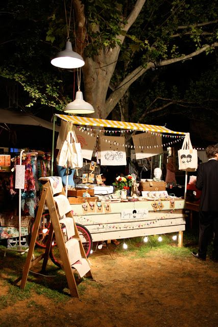 Great Booth At Night Click Through For More Photos