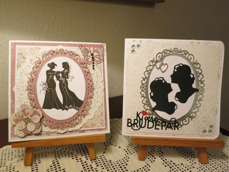 Wedding cards..