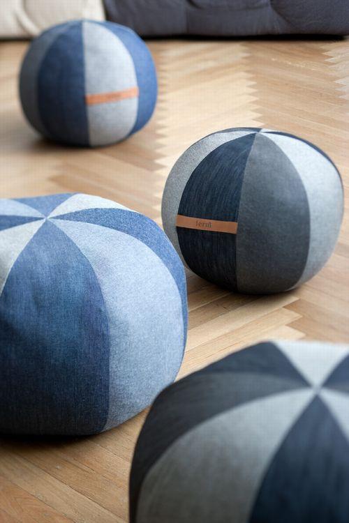 pelotas o cojines