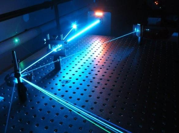 Transmission experiment 2.5 terabytes per second
