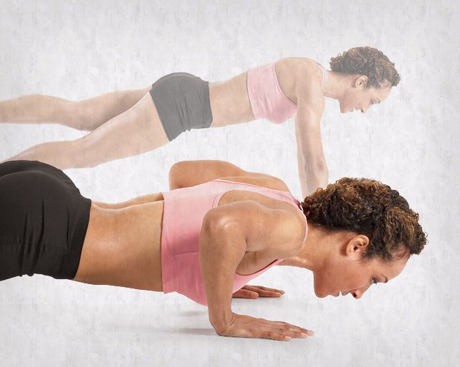 This Will Be Your New Favorite Upper-Body Sculptor  http://www.womenshealthmag.com/fitness/stacked-feet-pushup-0?cid=CEM_WMH04_V28010