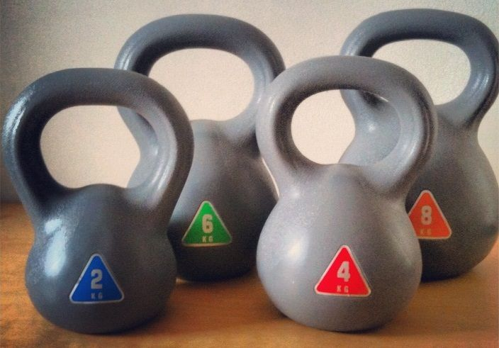 Kettlebelltræning!! #kettlebells #fitness