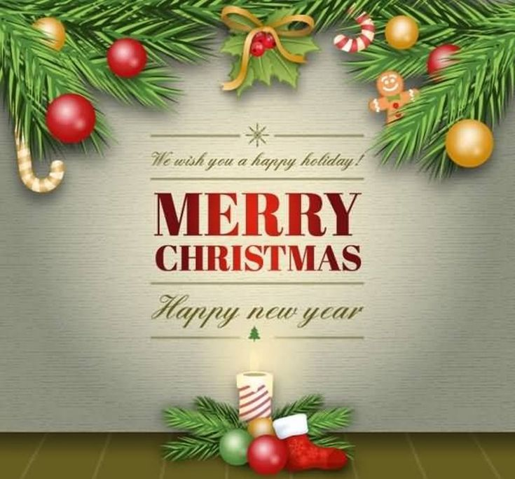The  Best Merry Christmas Wishes Images Ideas On