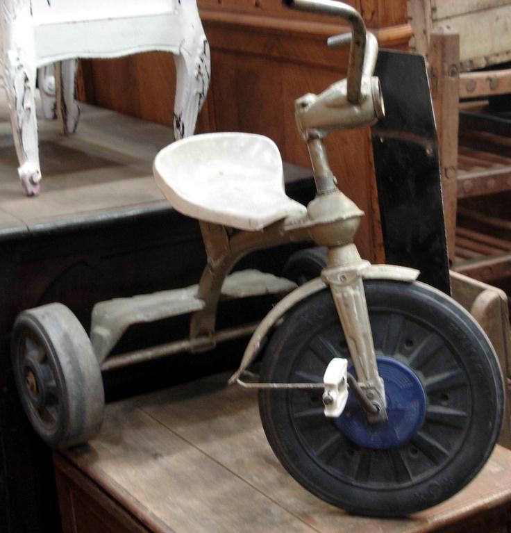 Triciclo, Sonia Carroza Antiguedades
