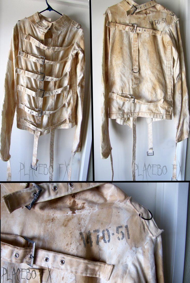 straight jacket - Google Search