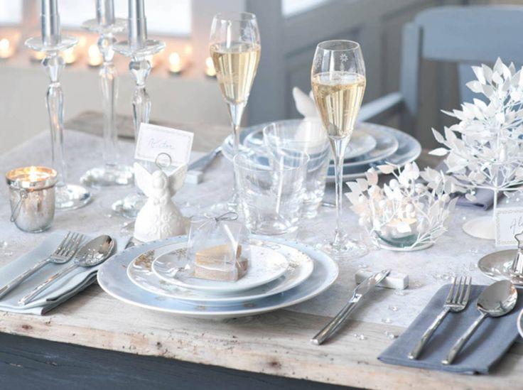 148 Best Tables De Noël - Christmas Table Images On Pinterest