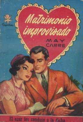 Resultado de imagen de Matrimonio improvisado