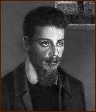 R.M. Rilke.  Passionate poems.  Epic Beard.