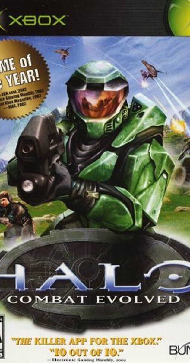 Halo Combat Evolved(2001)Directed by Joseph Staten  With Jen