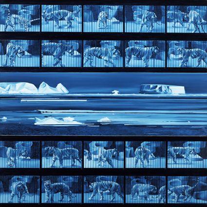 MONORY Jacques Dreamtiger_IV - 1972 Fondation Maeght