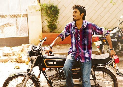 Dhanush. Who knew? :P