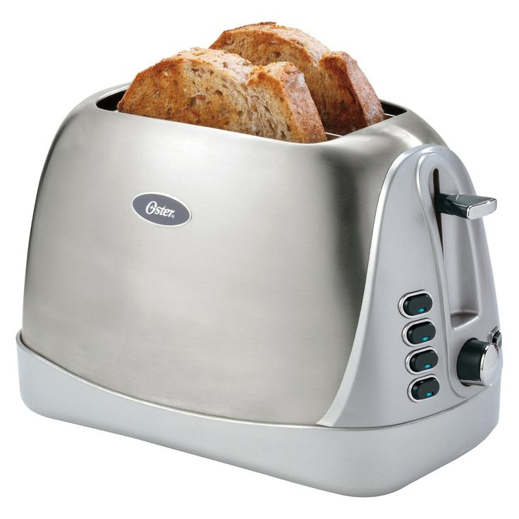 Oster 2 Slice Jelly Bean Toaster New Apartment