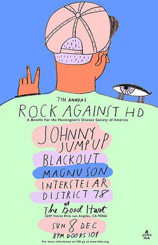 ROCK against HD 2013