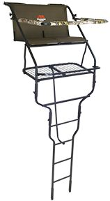 MILLENNIUM OUTDOORS LLC *DS* Double Ladder Stand 18' 2 Boxes, EA