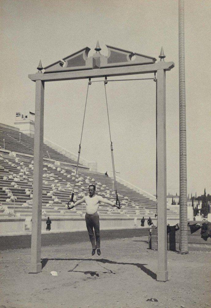 Fotografías vintage de los primeros Juegos Olímpicos Modernos de 1896