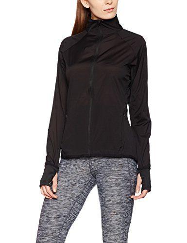 €22.90 in Gr. XL * adidas Damen Engineered Performance Jacke, Black * Trainingsjacke Damen