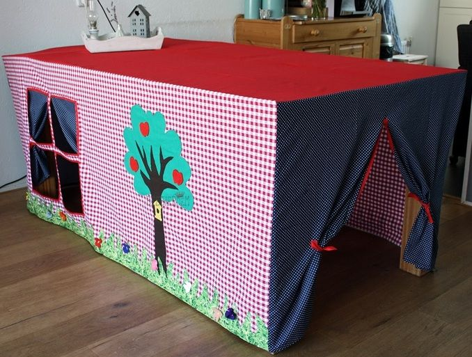 table tent...this is too cool!