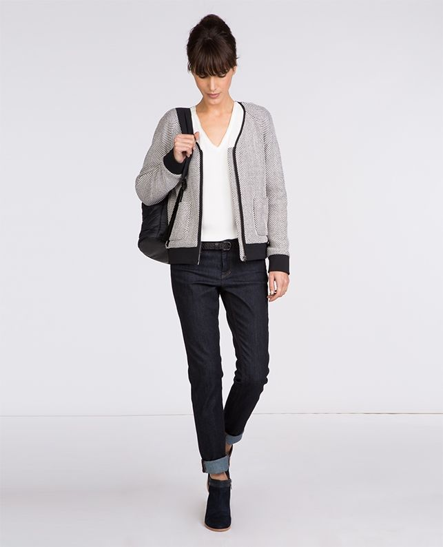 Bomber jacket | Formal jackets & blazers | Comptoir des Cotonniers