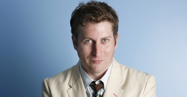Scott Aukerman of Comedy Death-Ray by The AV Club