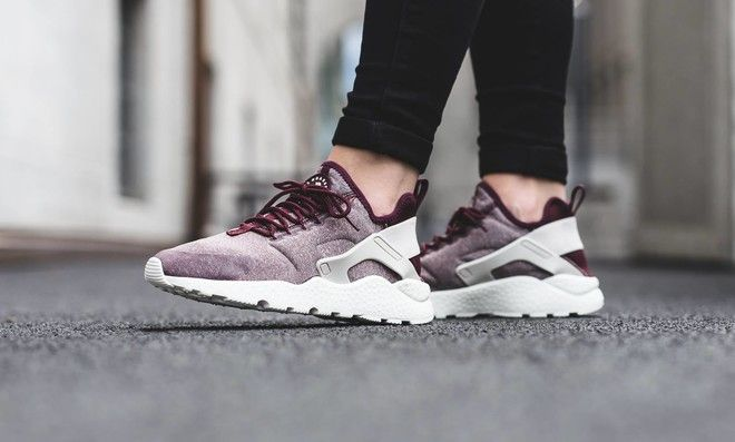 Adidas Women Shoes - Sneakers femme - Nike Air Huarache Run red  (©43einlhab) - We reveal the news in sneakers for spring summer 2017 |  Style | Pinterest ...
