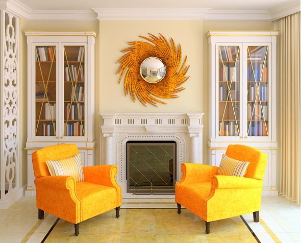 There are many different, inexpensive ways to make your home look like you hired a professional decorator. If you have a budget, many of these things can be done on your own. You can take on a few DIY projects and have your home looking beautiful as ever in no time. If your budget is not so tight, you can find a lot of these things in stores or online also for a cheap price! Go make your home look stunning with these tips we have collected for you!