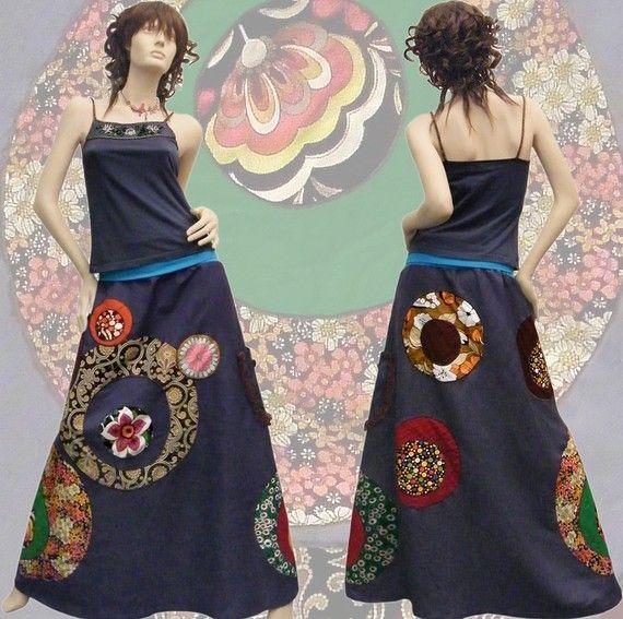 Robe de différentes tailles sans bretelles jupe par lapinsexy, €59.99
