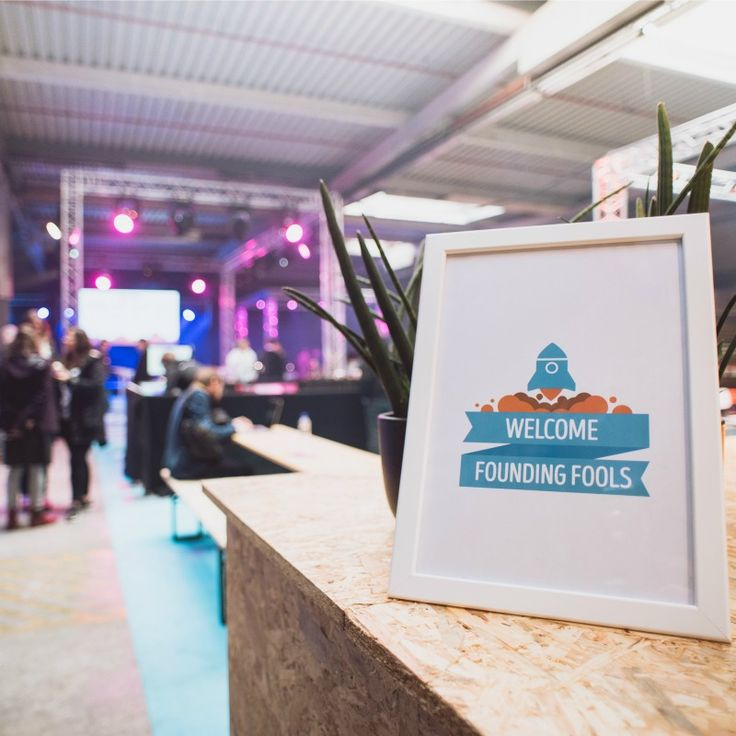 #FoundingFools #kick-offevent for JongVoka by #VickyPersyn #events #full #of #inspiration #and #entrepreneurship