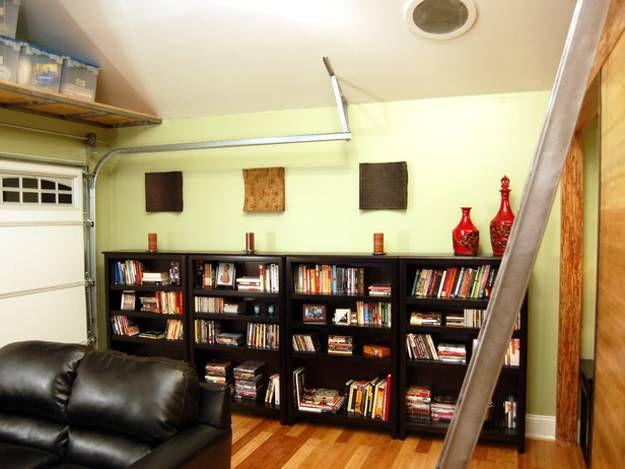 Best Garage Makeover Ideas On Pinterest Diy Furniture