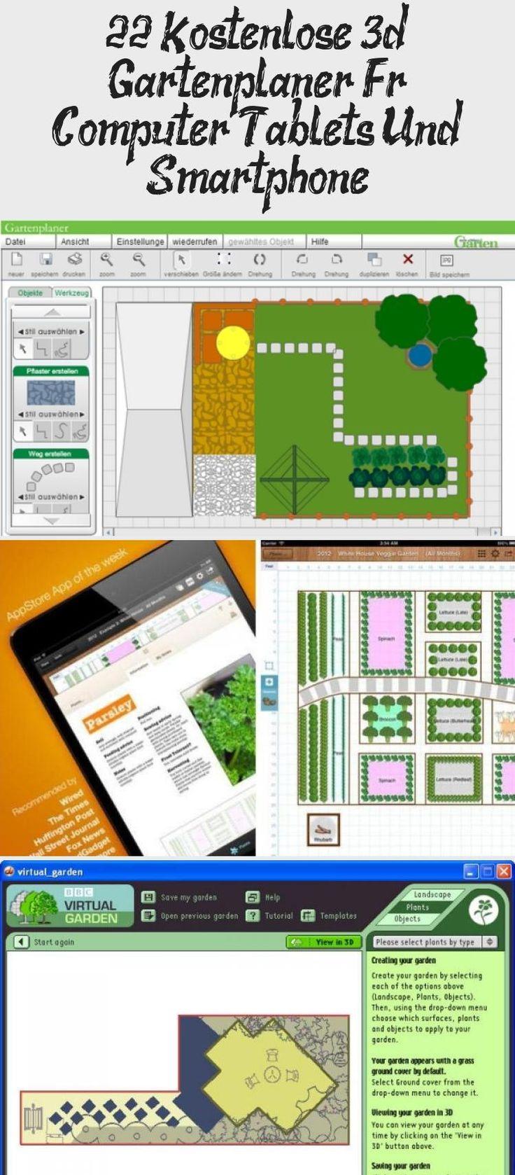 22 Kostenlose 3d Gartenplaner Fur Computer Tablets Und Smartphone In 2020 Map Map Screenshot