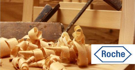 Rimini, un piccolo gruppo di Roche ha voluto realizzare Wood Factory, la nostra nuova attività di team building che permette di lavorare su un progetto comune proprio utilizzando il legno.