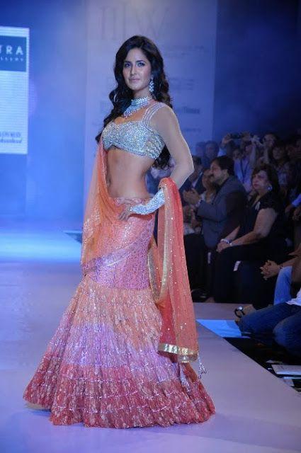 #KatrinaKaif in Net #Designer #Lehenga