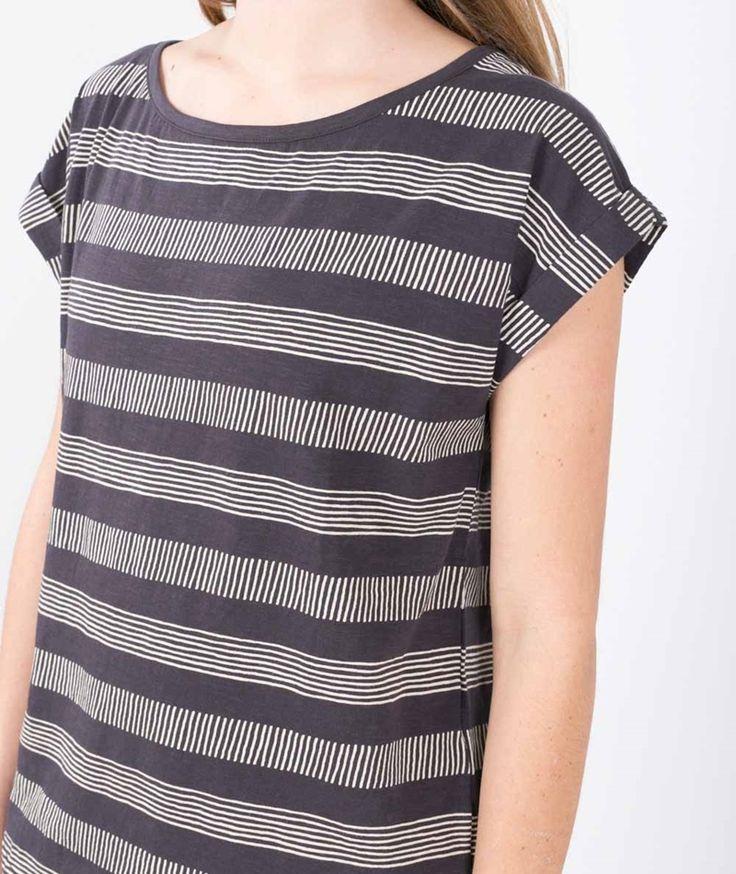 WEMOTO Pria T-Shirt white black 38948