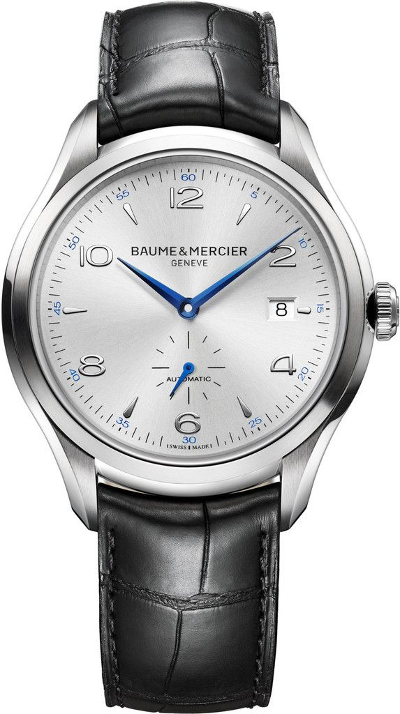 Baume et Mercier Watch Clifton #add-content #bezel-fixed…