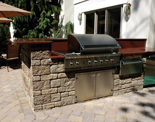 Beautiful Images Of Built In Bbq Grill Ideas - Best Home Design ...