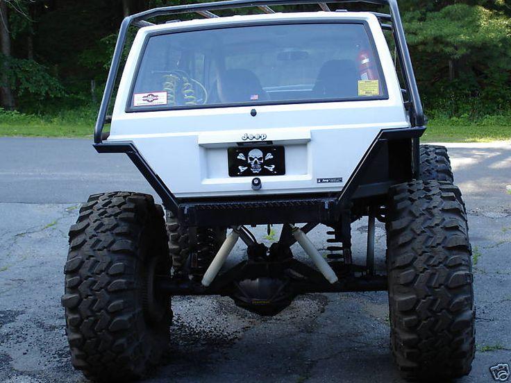 Jeep Xj Led Headlights Custom XJ crawler - Pirate4x4.Com : 4x4 and Off-Road Forum ...
