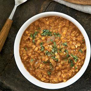 Spicy Ethiopian Red Lentil Stew Recipe | MyRecipes.com