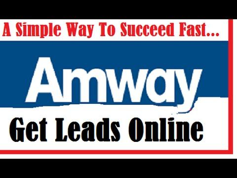 This video will explain everything you to know to grow your Amway network marketing business online. Don't worry about chasing family and friends to grow your Amway Income.