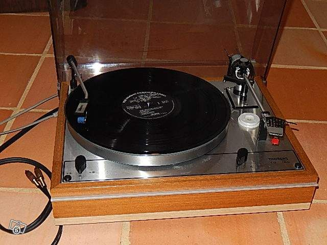 Superbe platine Thorens TD166 + A&R Cambridge C77 Image & Son Loire-Atlantique - leboncoin.fr