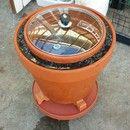 A Practical Zeer Pot (evaporative cooler / non-electrical refrigerator)
