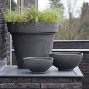 Pot de fleur et jardinière aspect ciment Surprise D Dépot