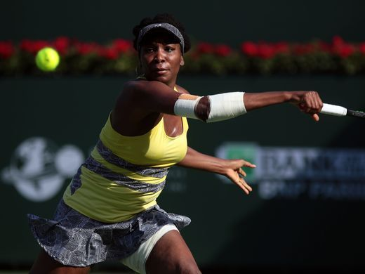 atOptions =  		'key' : 'bf2bff4e7fb67164ce567db083d9e759', 		'format' : 'iframe', 		'height' : 90, 		'width' : 728, 		'params' :  	; 	document.write('');     Venus Williams is having success at Indian Wells (Photo: Richard Liu, Desert Sun)  While her little sister Serena has...  http://usa.swengen.com/girls-sports-month-venus-williams-falling-in-love-with-tennis-again/