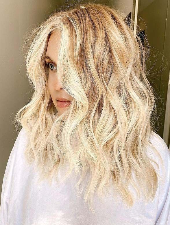 Amazing Golden Blonde Hair Colors Ideas To Try In 2021 Absurd Styles In 2021 Blonde Hair Color Golden Blonde Hair Color Golden Blonde Hair